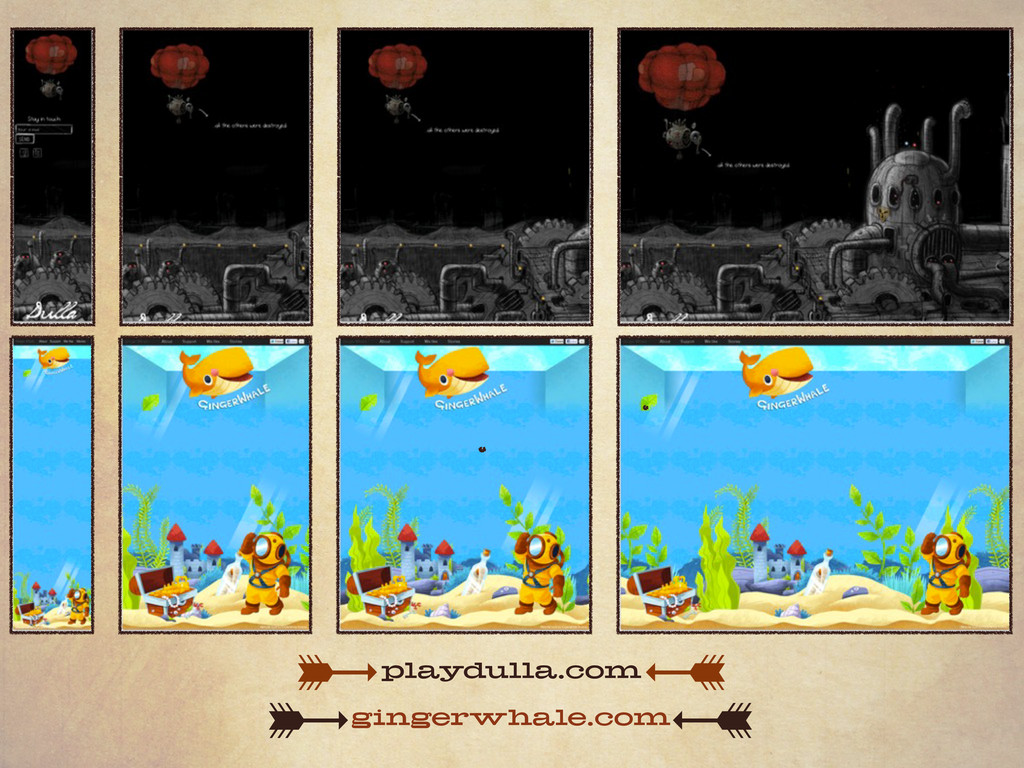 playdulla.com gingerwhale.com
