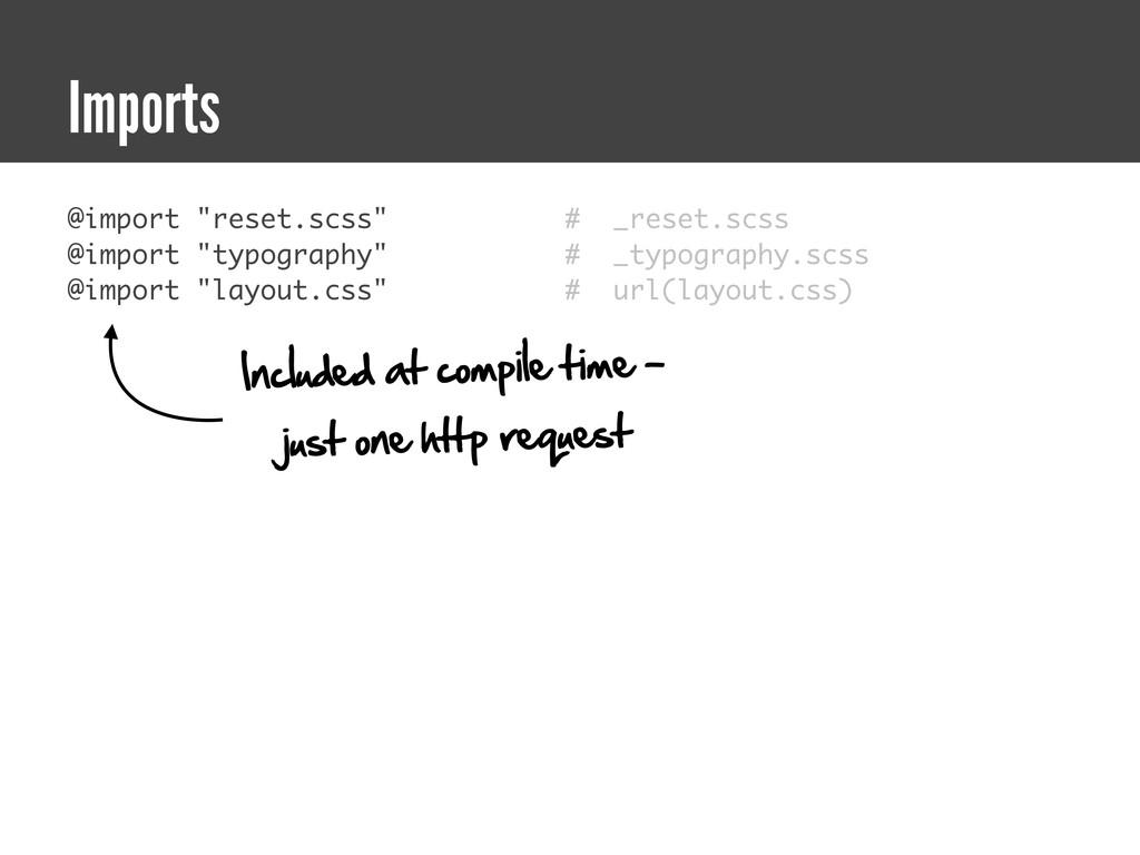 "@import ""reset.scss"" # _reset.scss @import ""typ..."