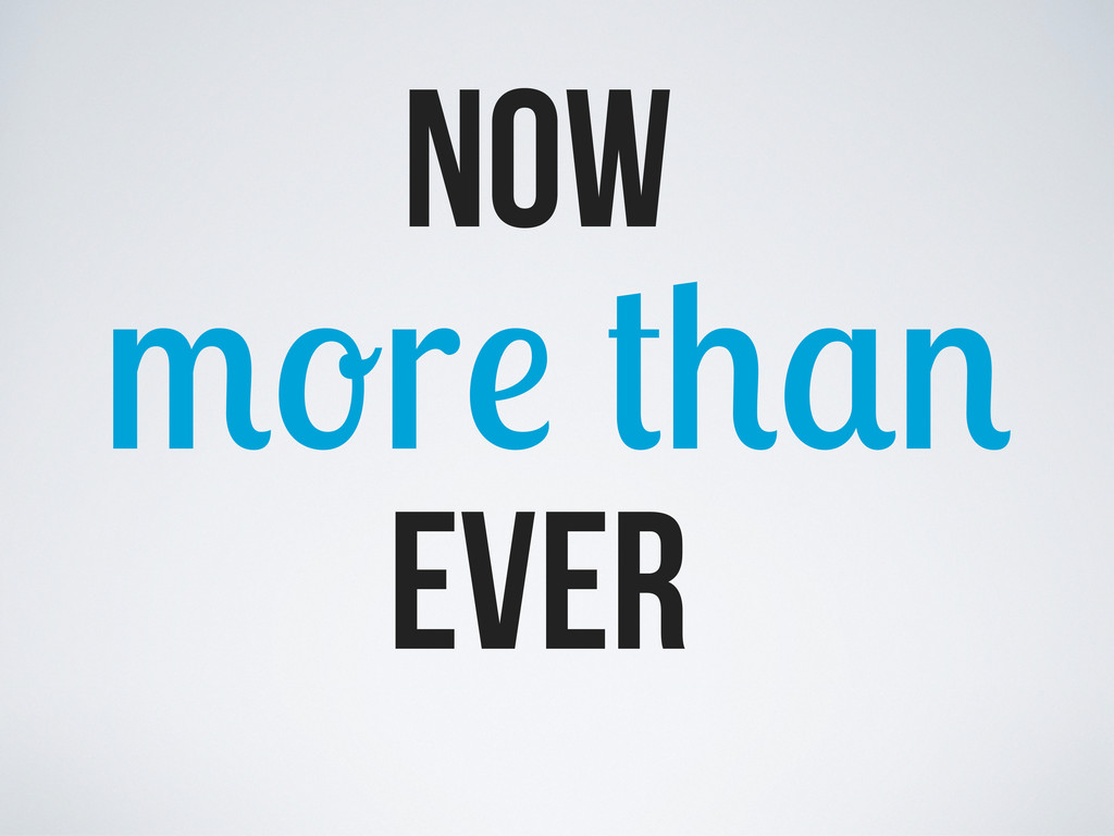 ever r NOW