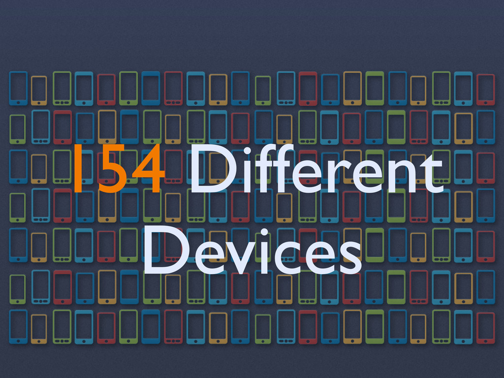 154 Different Devices