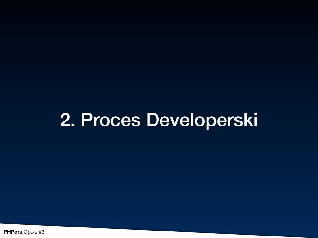 2. Proces Developerski PHPers Opole #3
