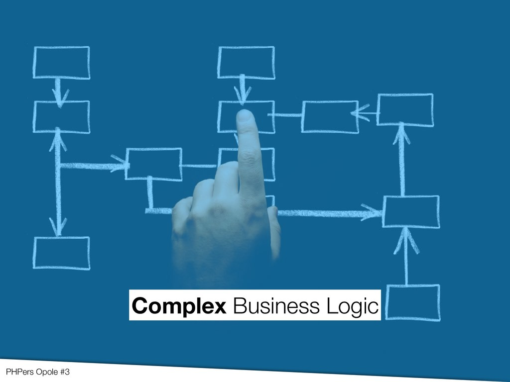 PHPers Opole #3 Complex Business Logic