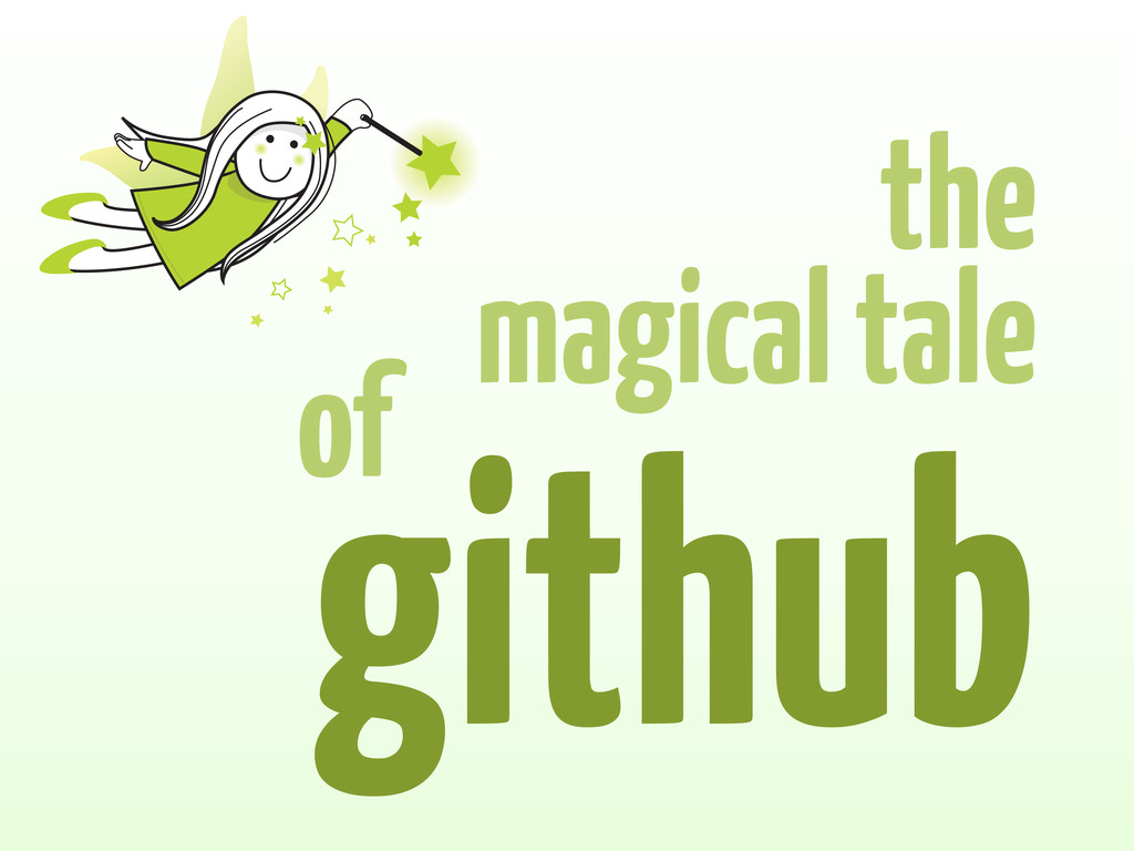 github the magical tale of