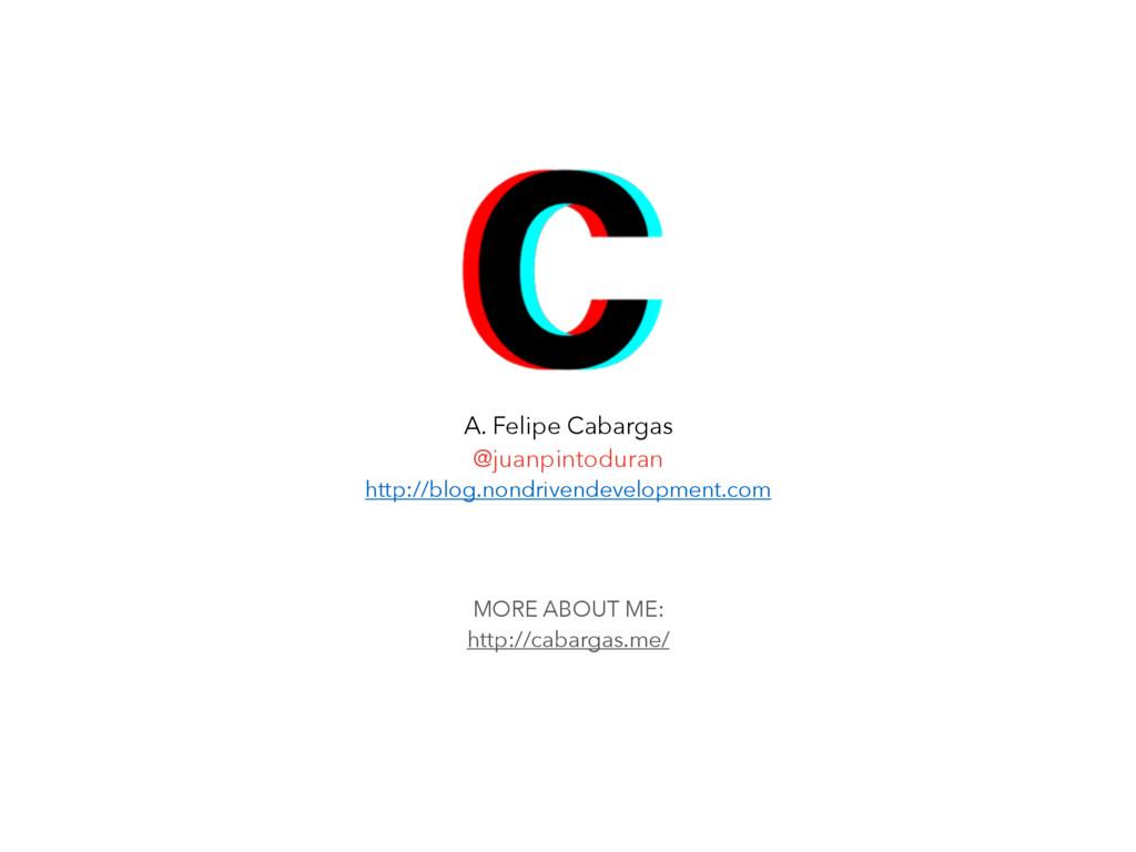 A. Felipe Cabargas @juanpintoduran http://blog....