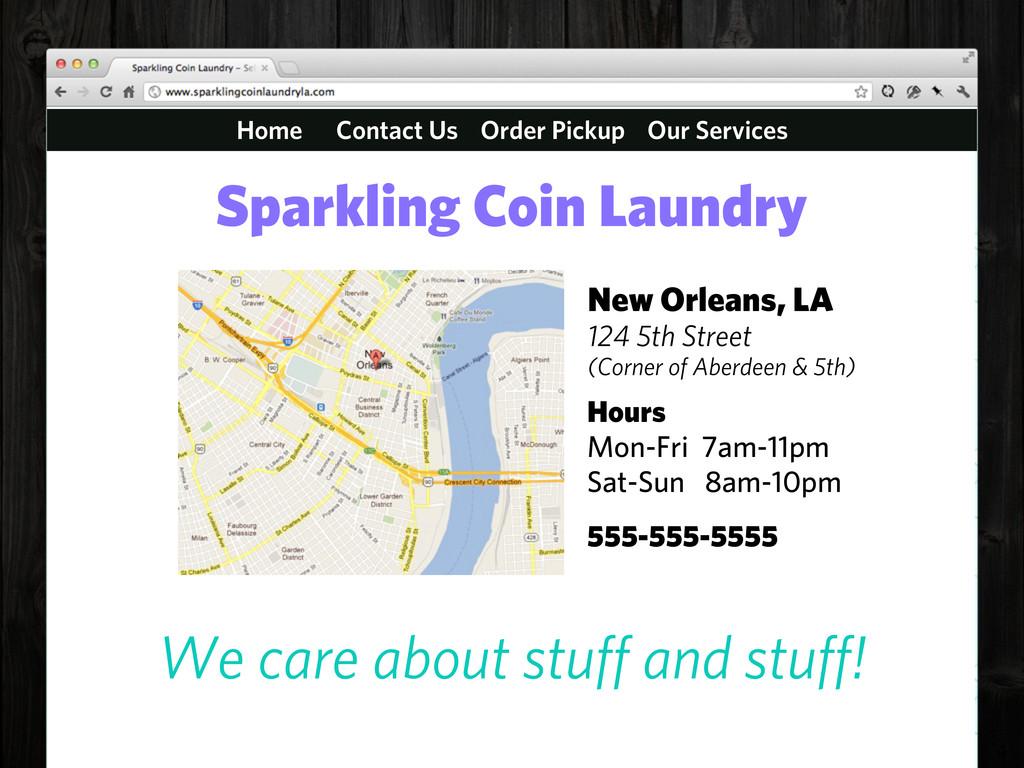 ` Sparkling Coin Laundry New Orleans, LA 124 5t...