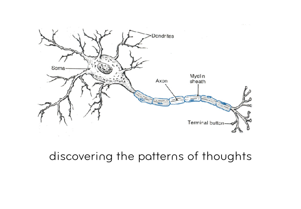 discovering the patterns of thoughts