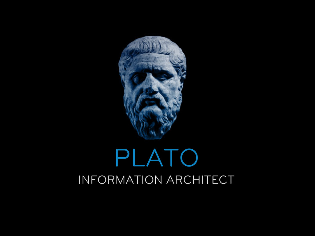 PLATO INFORMATION ARCHITECT