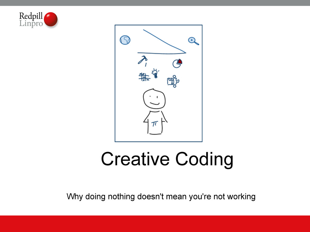Creative Coding Why doing nothing doesn't mean ...