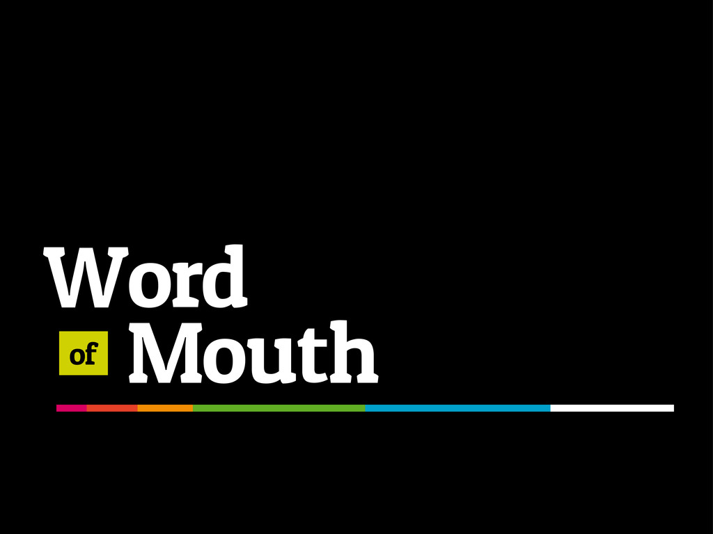 Mouth Word of