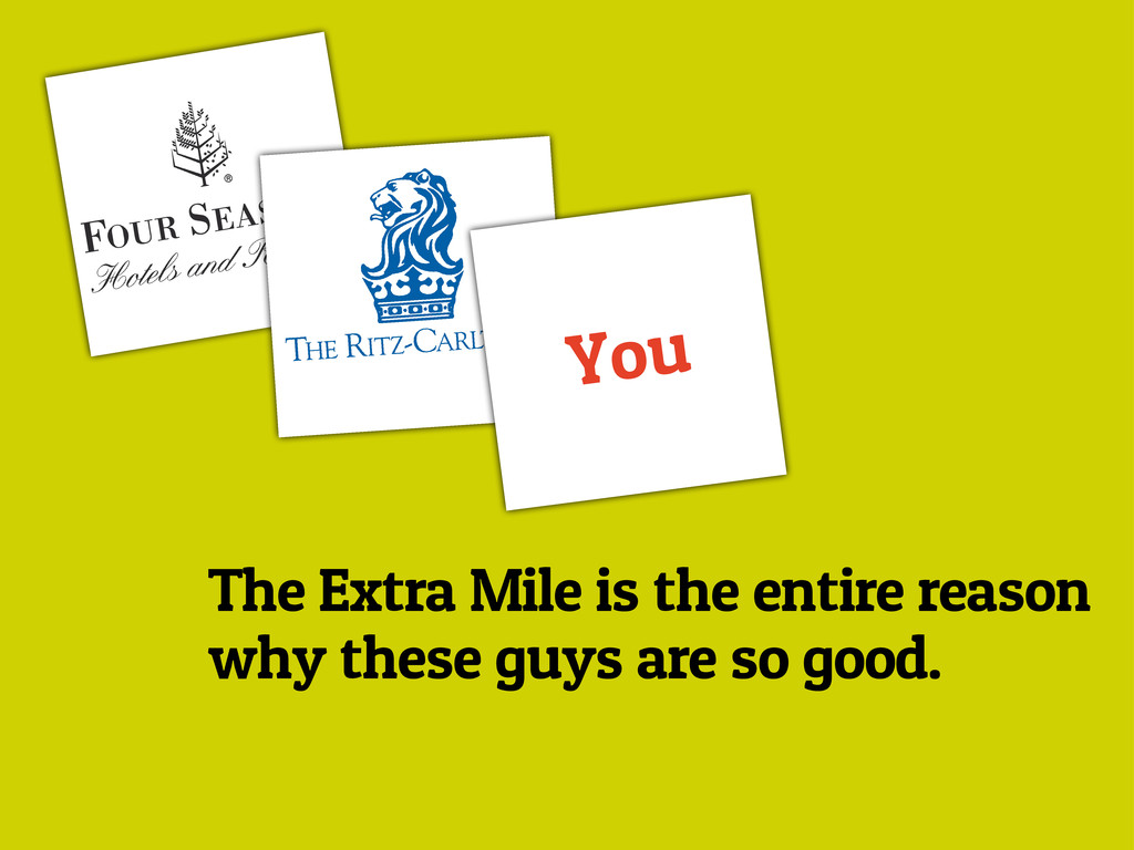 The Extra Mile is the entire reason why these g...
