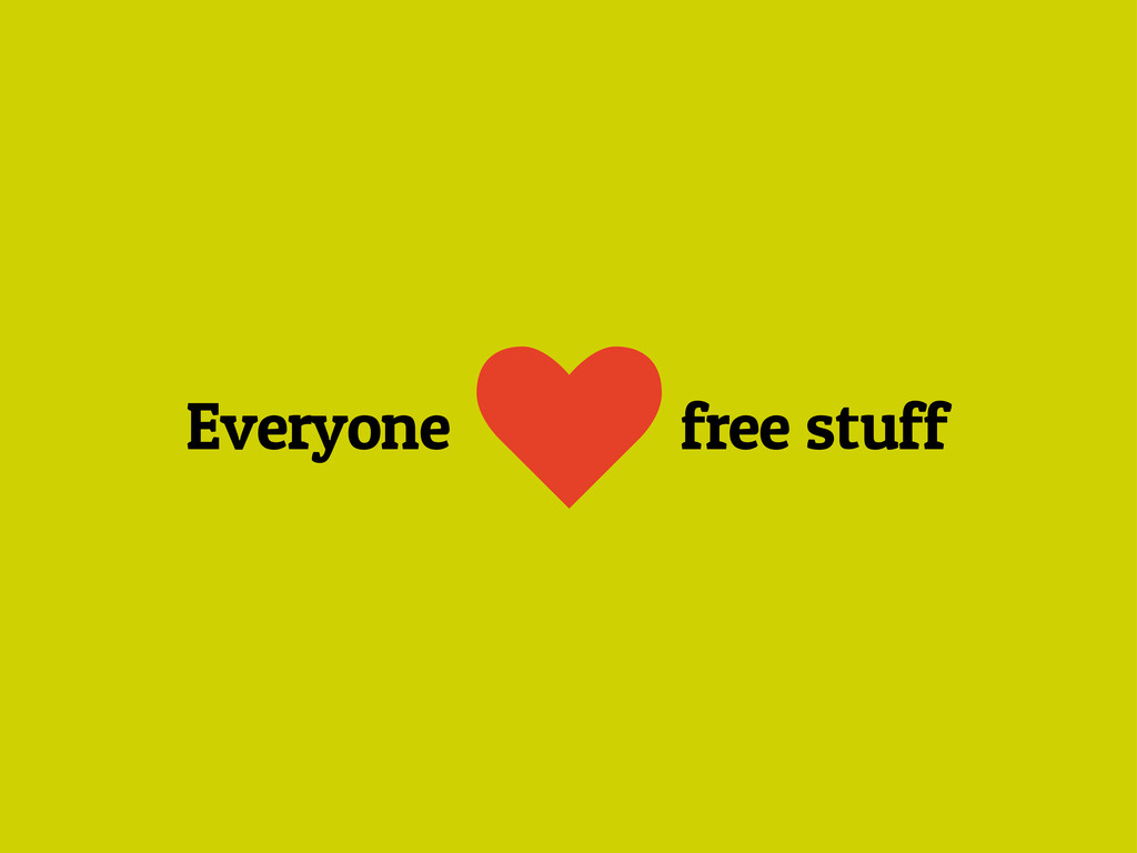 Everyone kfree stuff