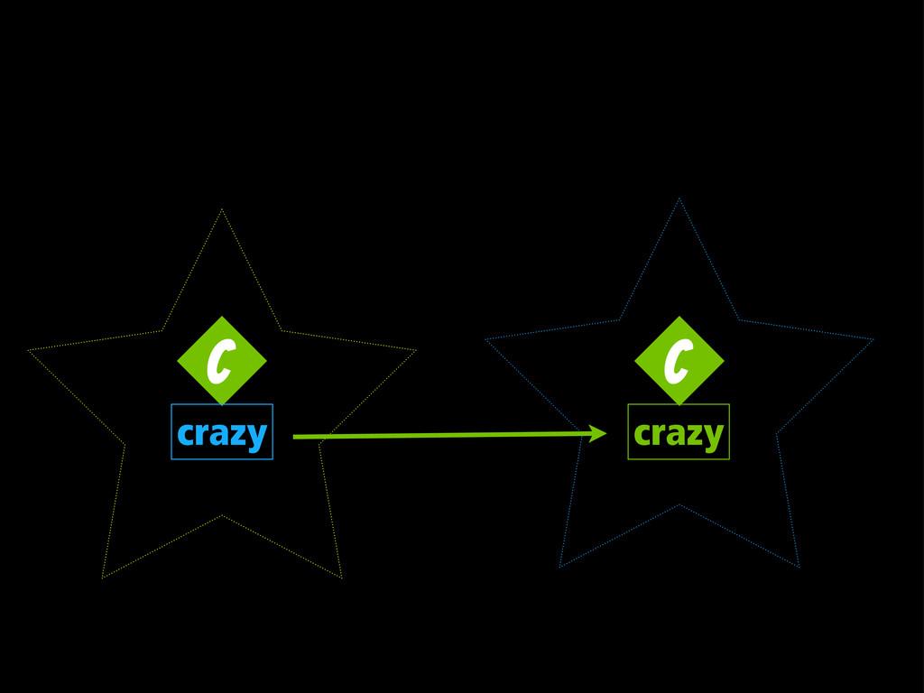 C C crazy crazy