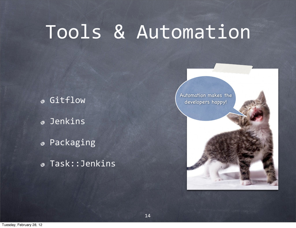 Tools$&$Automation Gitflow Jenkins Packaging Ta...