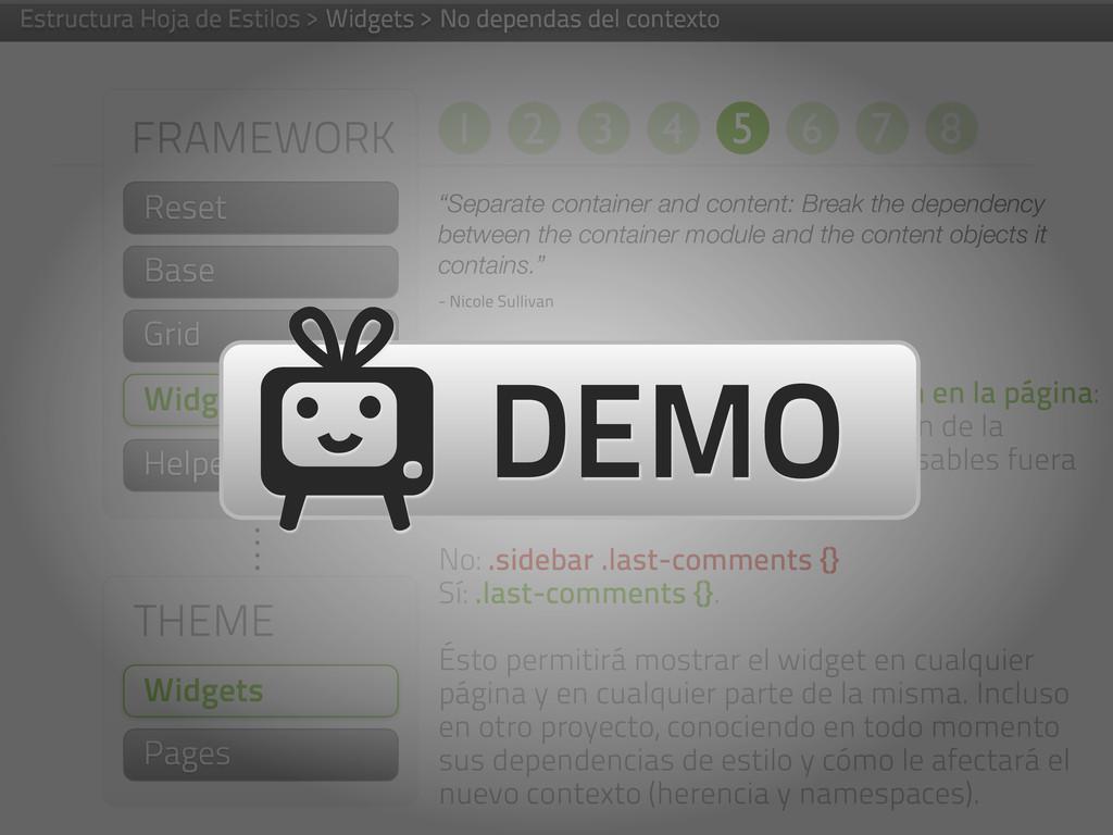 "FRAMEWORK Helpers THEME Widgets Pages Widgets ""..."