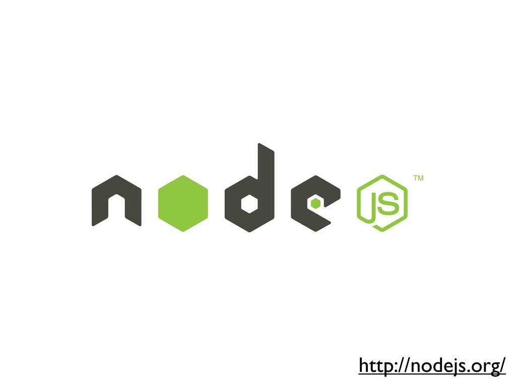 http://nodejs.org/