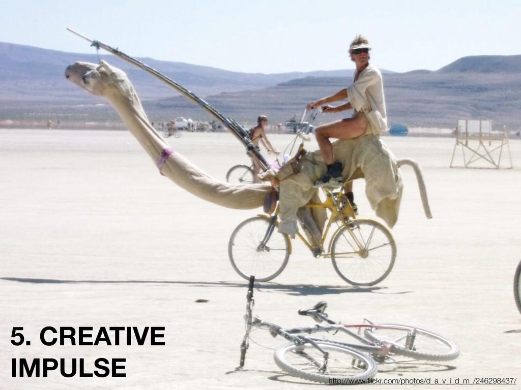 5. CREATIVE IMPULSE http://www.flickr.com/photos...