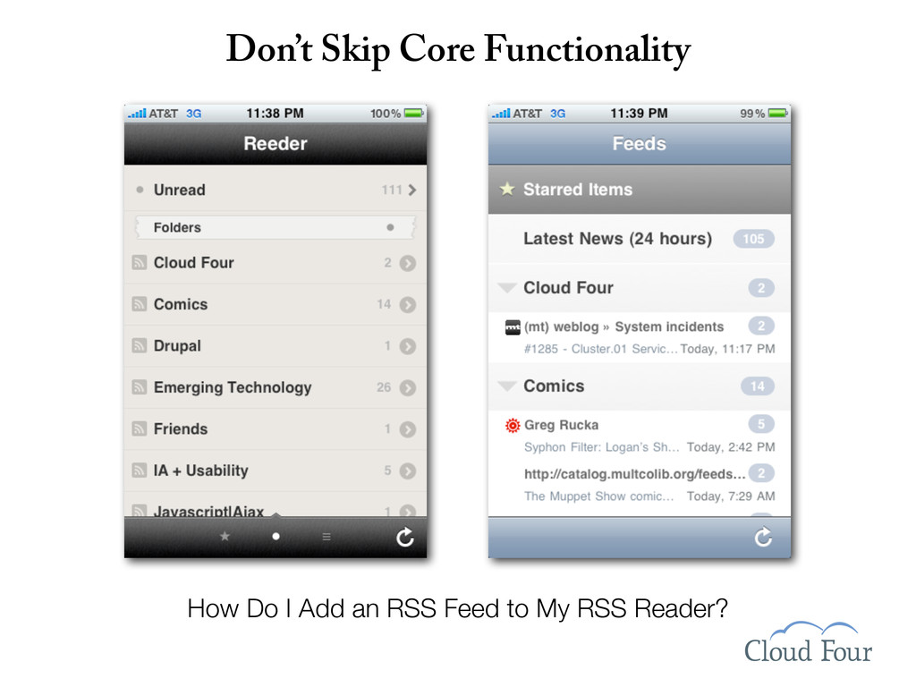 How Do I Add an RSS Feed to My RSS Reader? Don'...