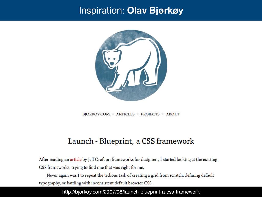 Inspiration: Olav Bjørkøy http://bjorkoy.com/20...