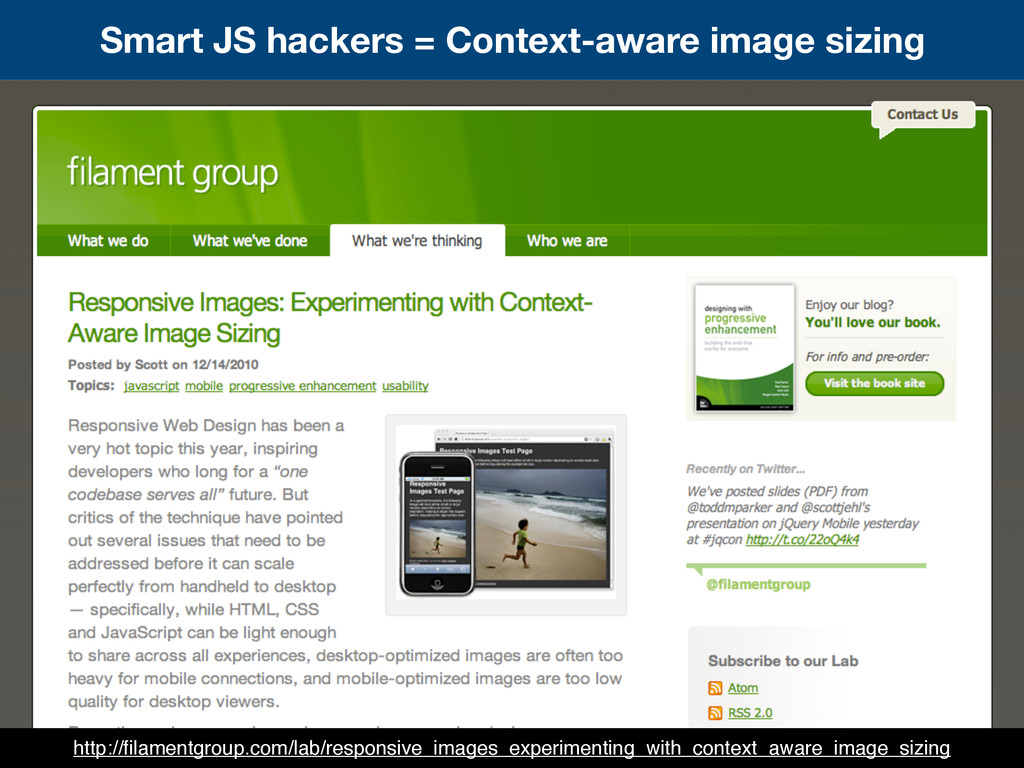 Smart JS hackers = Context-aware image sizing h...
