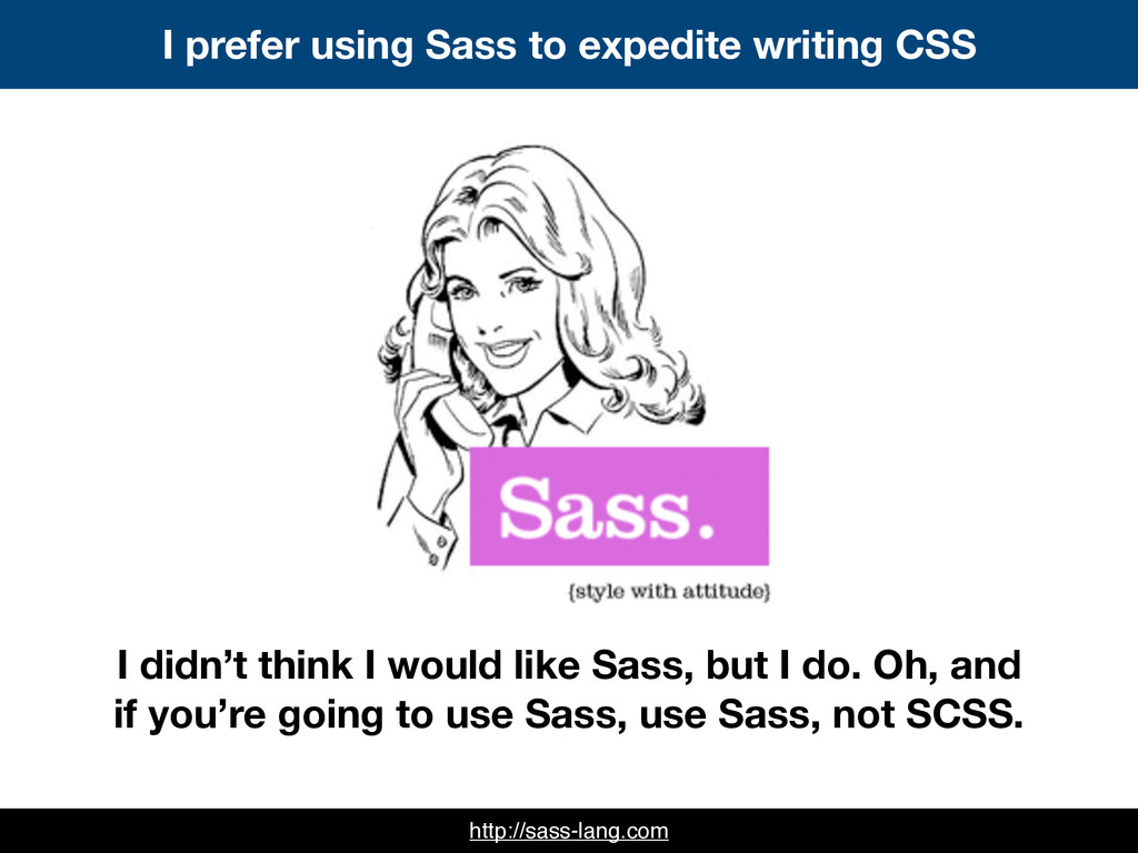 http://sass-lang.com I prefer using Sass to exp...
