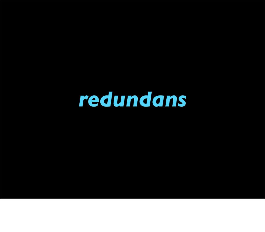 redundans