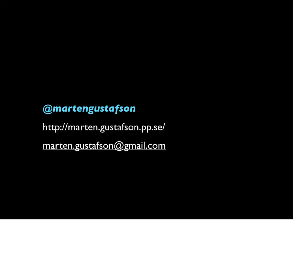 @martengustafson http://marten.gustafson.pp.se/...