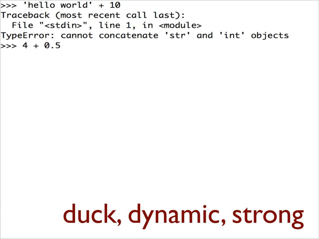 TypeError >>> 'hello' + 100 Traceback (most rec...