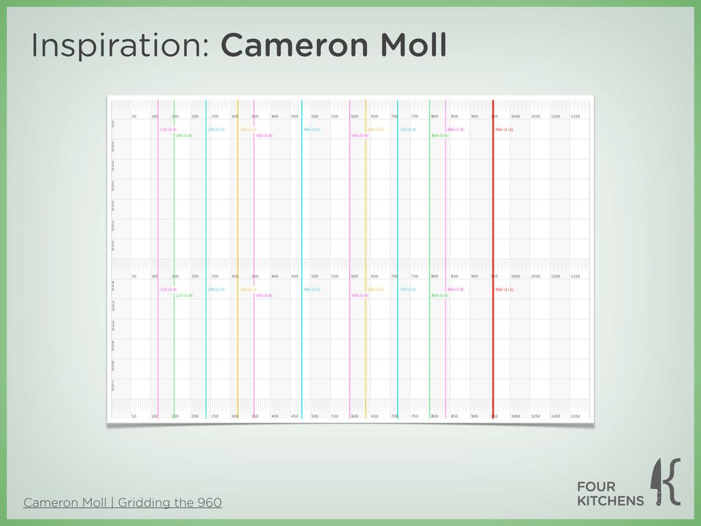 Cameron Moll | Gridding the 960 Inspiration: Ca...