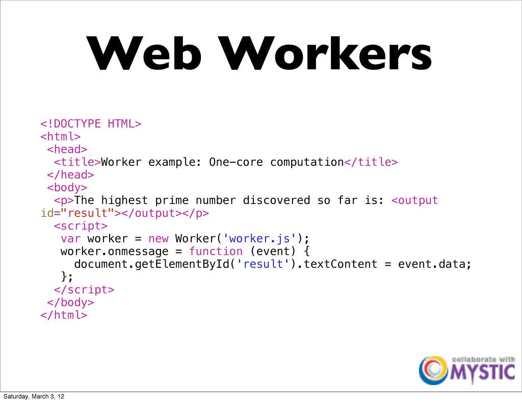 <!DOCTYPE HTML> <html> <head> <title>Worker exa...