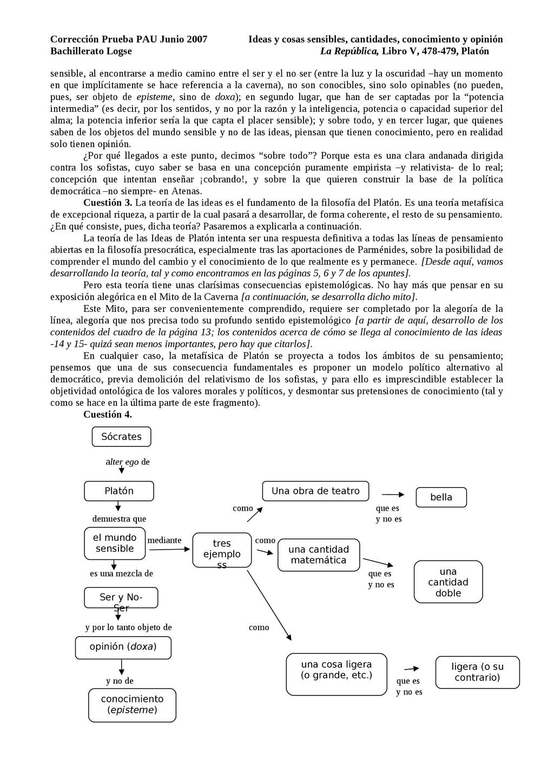 Corrección Prueba PAU Junio 2007 Ideas y cosas ...