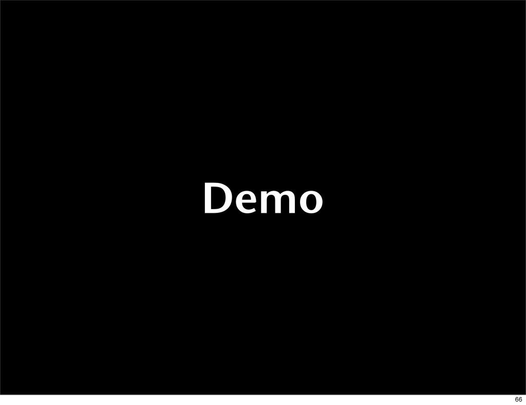 Demo 66