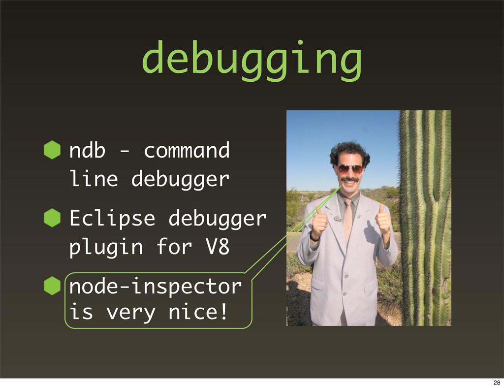 debugging ndb - command line debugger Eclipse d...