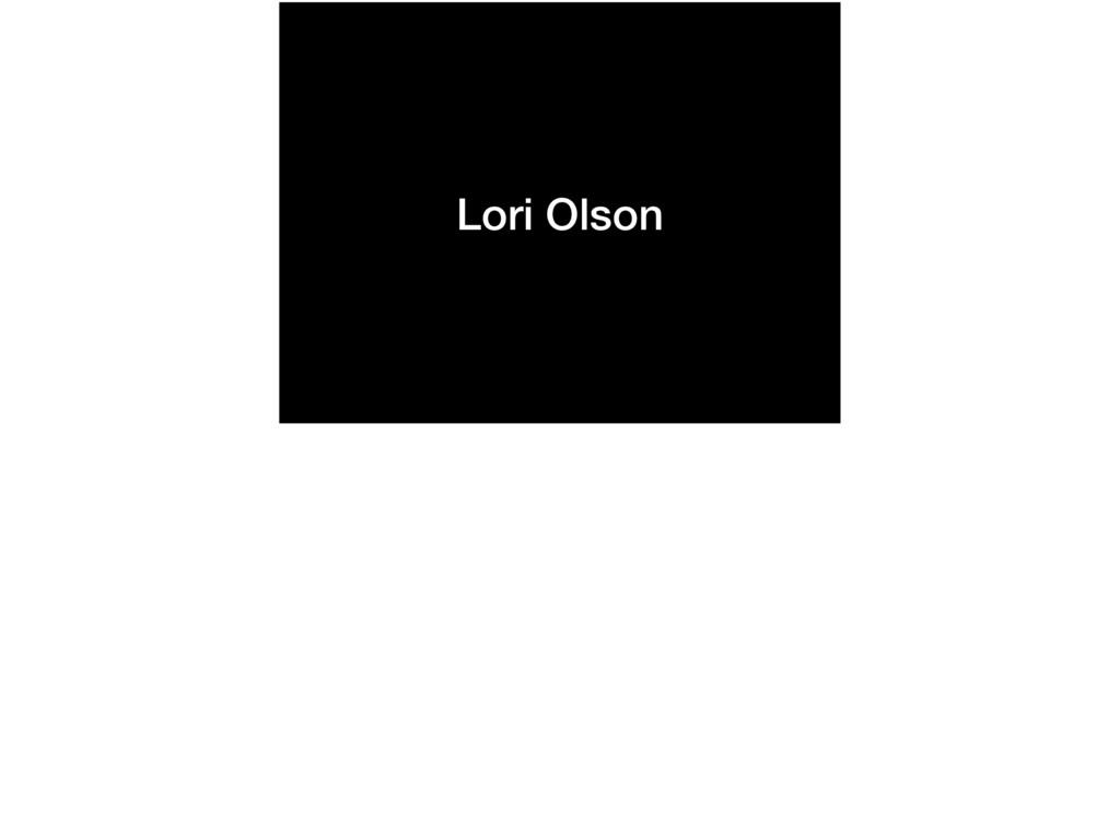 Lori Olson