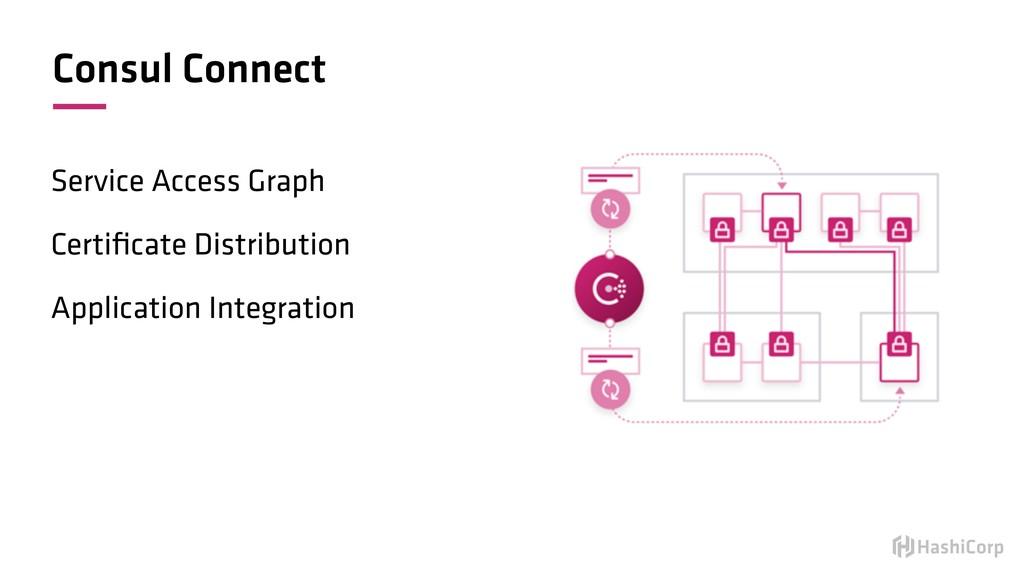 Consul Connect Service Access Graph Certificate ...