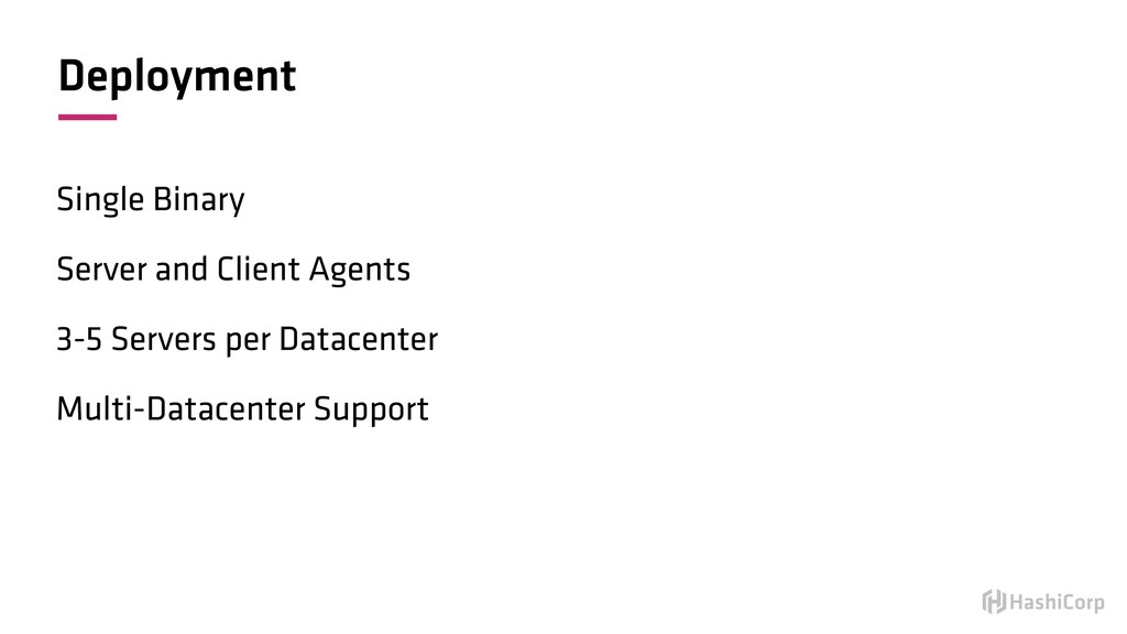 Deployment Single Binary Server and Client Agen...
