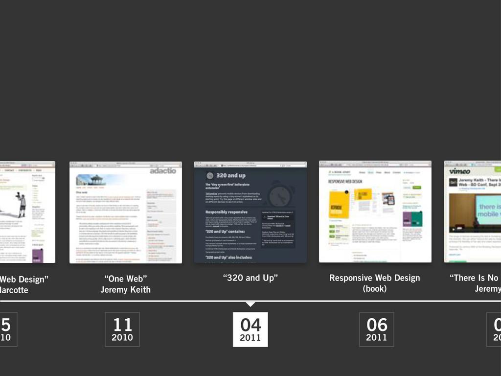 "010 05 Web Design"" Marcotte ""One Web"" Jeremy Ke..."