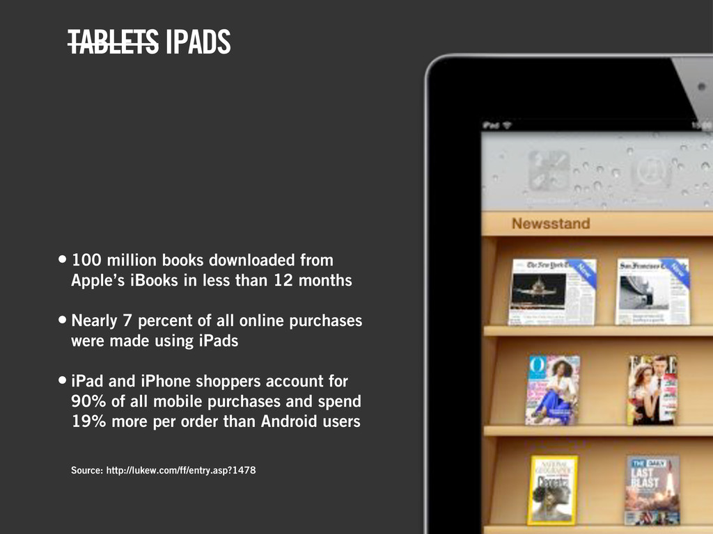 • 100 million books downloaded from Apple's iBo...
