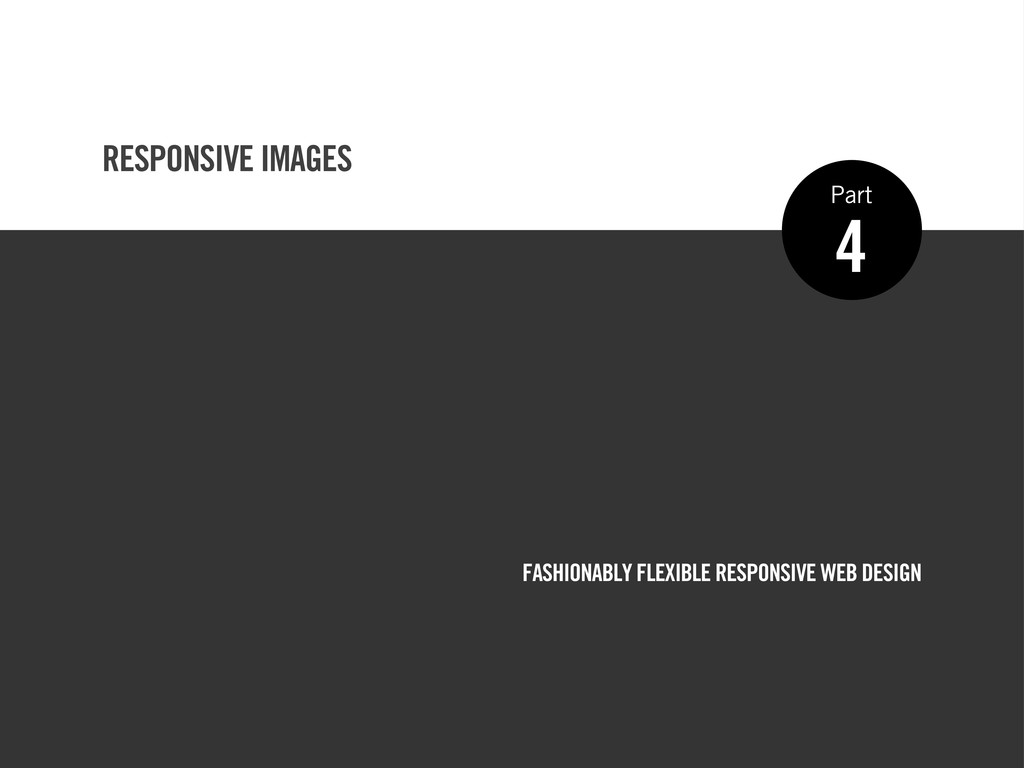 FASHIONABLY FLEXIBLE RESPONSIVE WEB DESIGN 4 Pa...