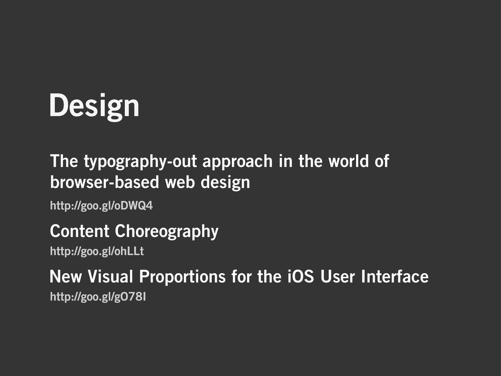 Design New Visual Proportions for the iOS User ...