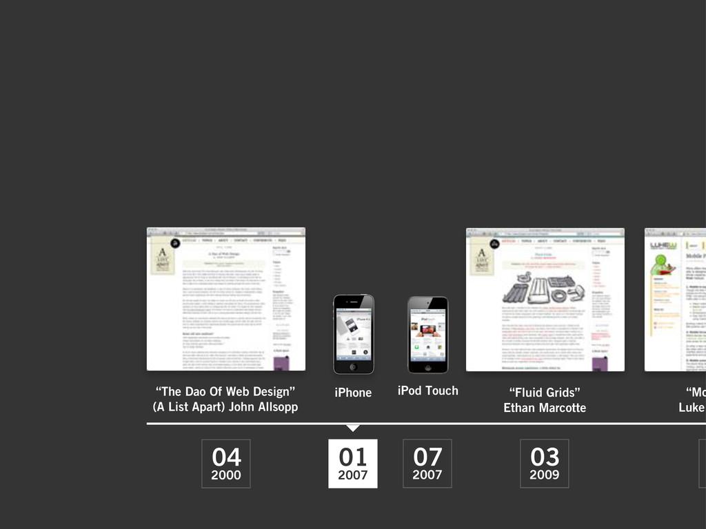 """2000 04 2009 03 """"The Dao Of Web Design"""" (A List..."""