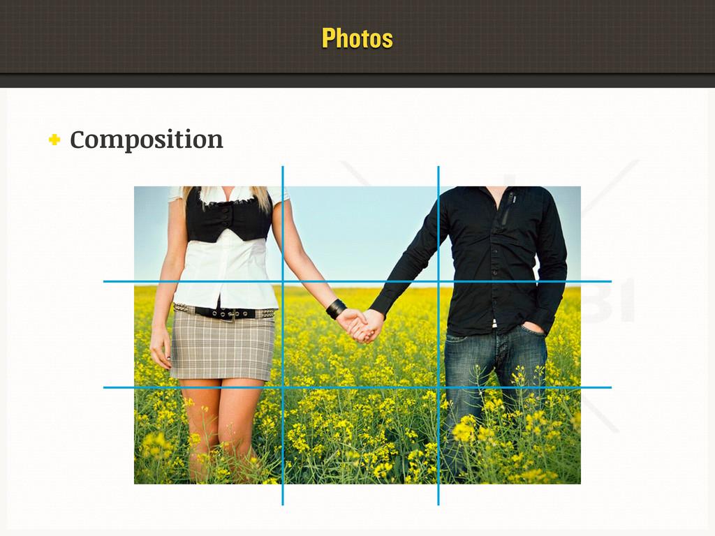 Photos Composition