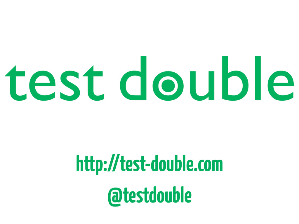 http://test-double.com @testdouble