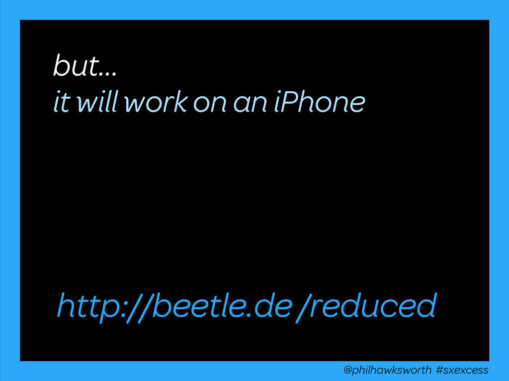 /reduced but... it will work on an iPhone http:...