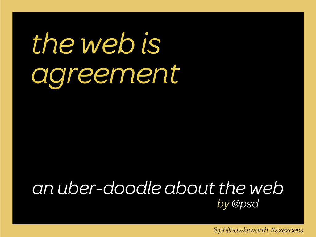 the web is agreement an uber-doodle about the w...