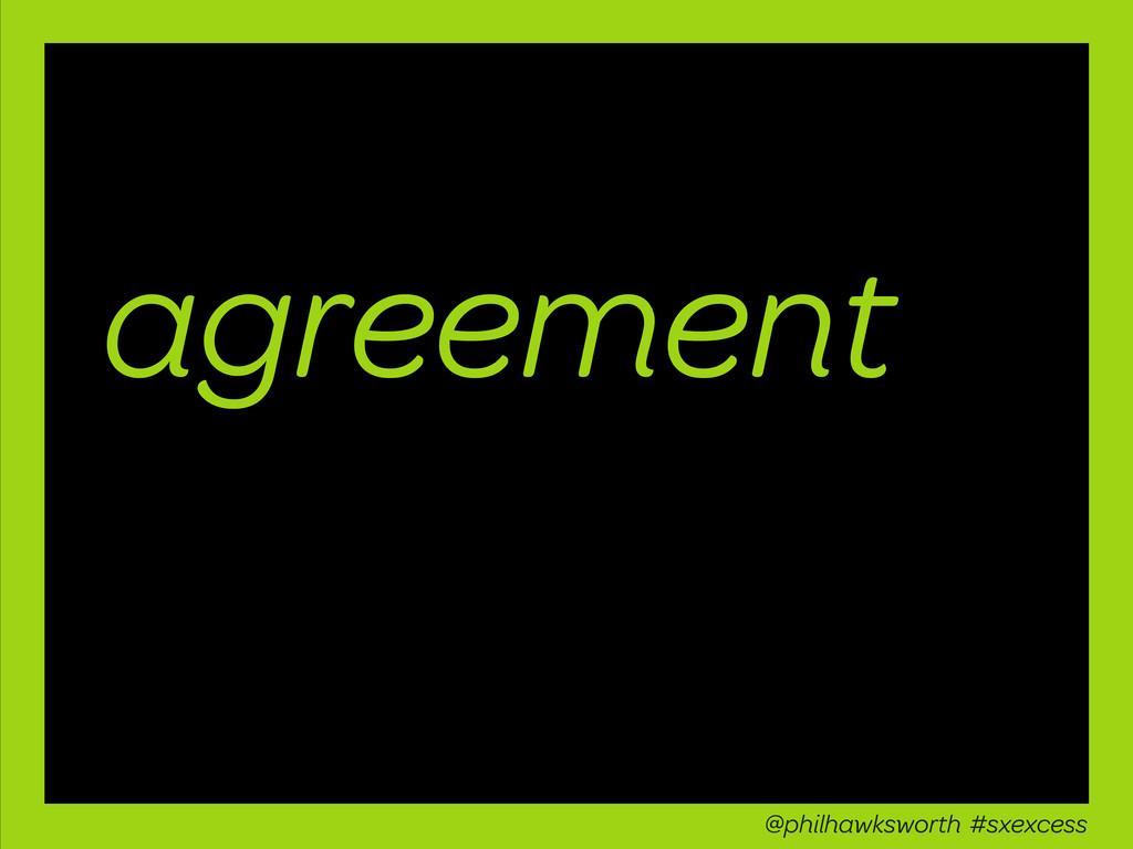 agreement @philhawksworth #excessiveenhancement...