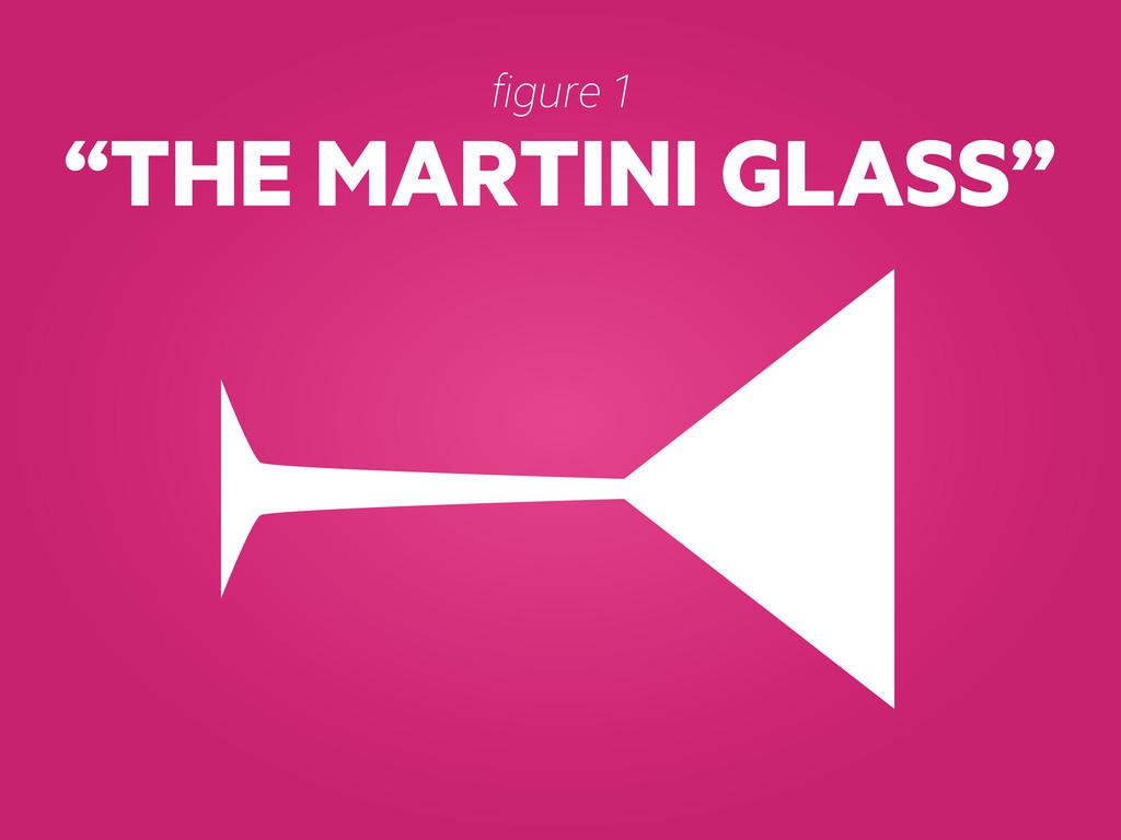 """THE MARTINI GLASS"" figure 1"