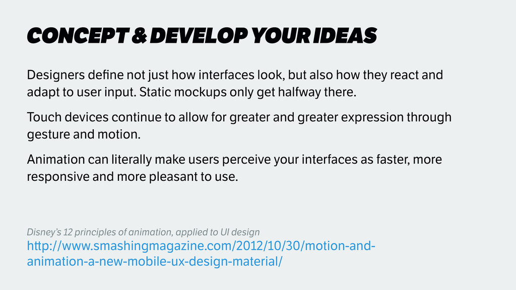 Designers define not just how interfaces look, b...