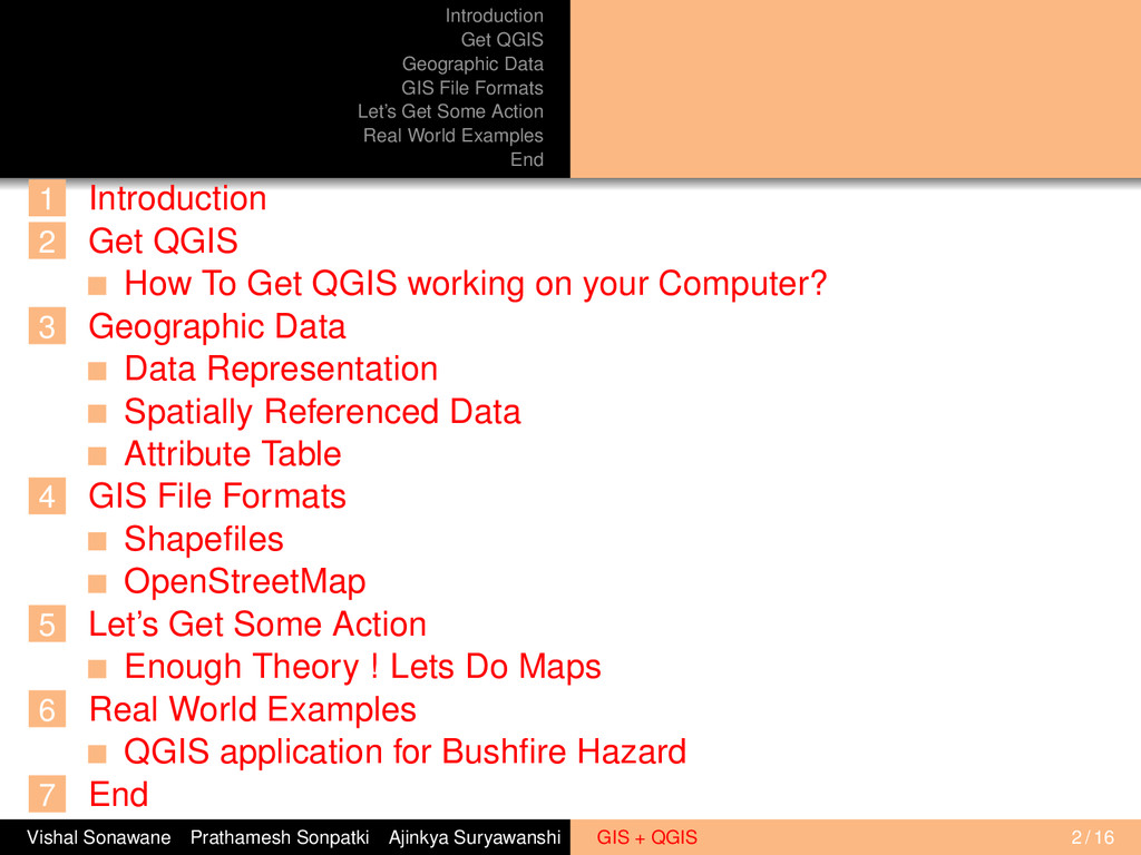 Introduction Get QGIS Geographic Data GIS File ...