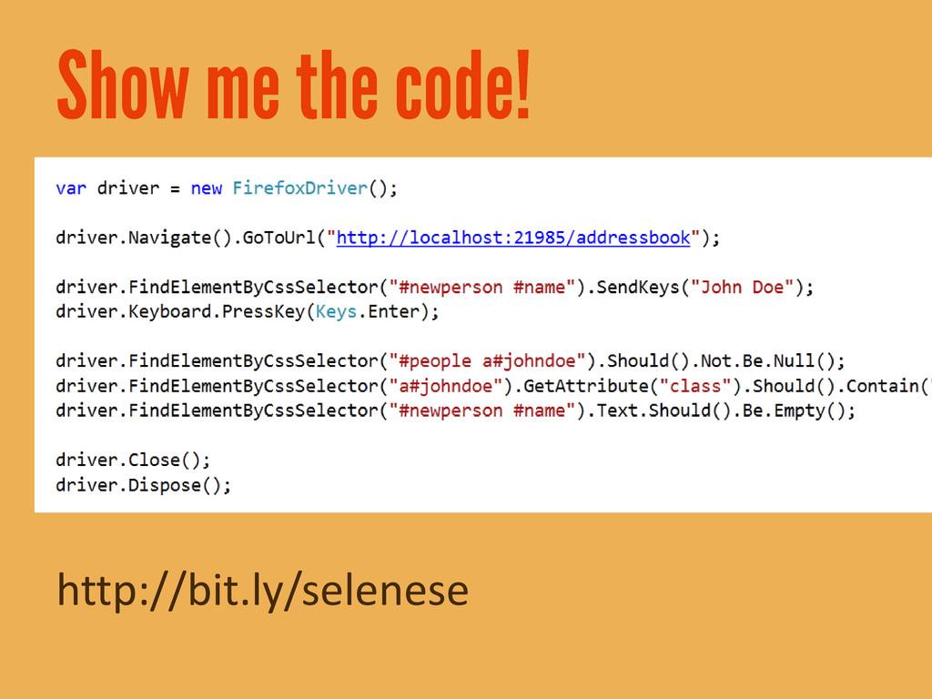 http://bit.ly/selenese