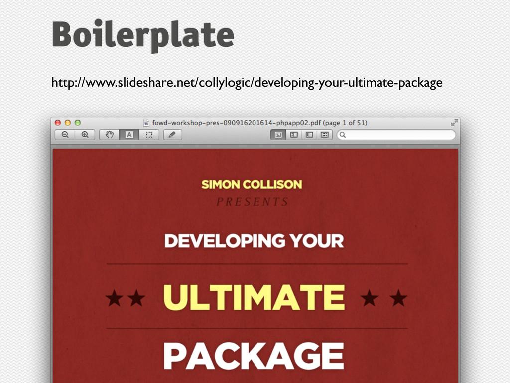 http://www.slideshare.net/collylogic/developing...